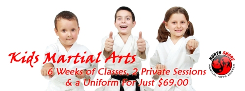 Kid Martial Arts